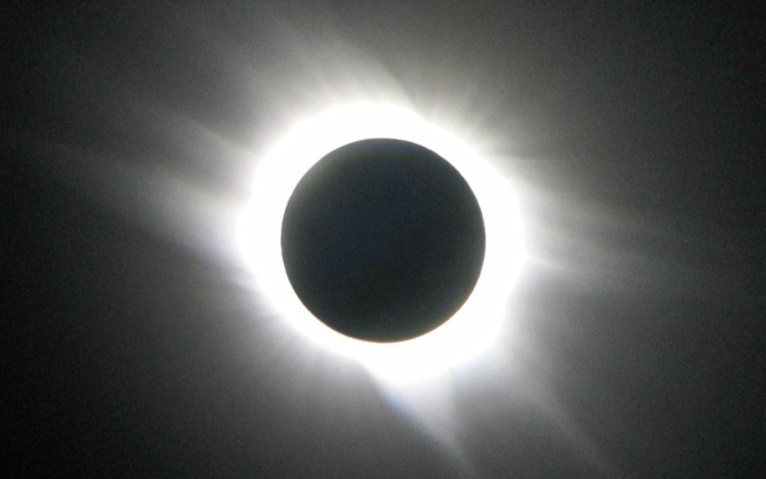 Zonnewind en het 'weer in de ruimte'