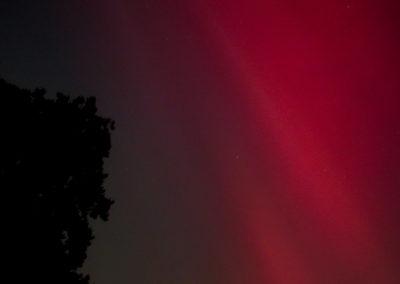 Noorderlicht op de avond van 30 okt 2003, Roy Keeris, De Bilt